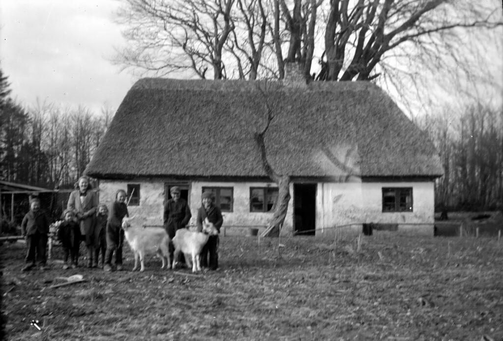 Bines hus i Grejsdalen